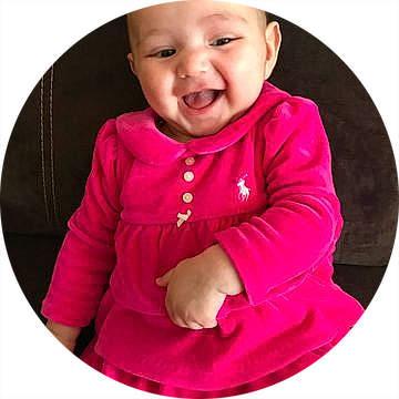 bebe 1 an 8 mois