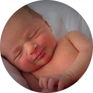 bebe 9 jours