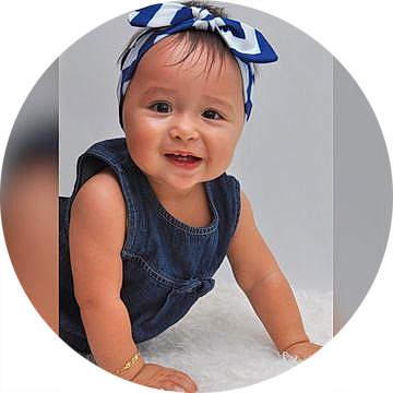 bebe 10 mois