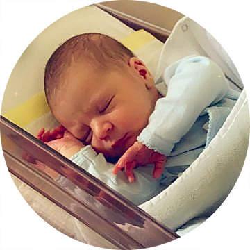 bebe 10 jours