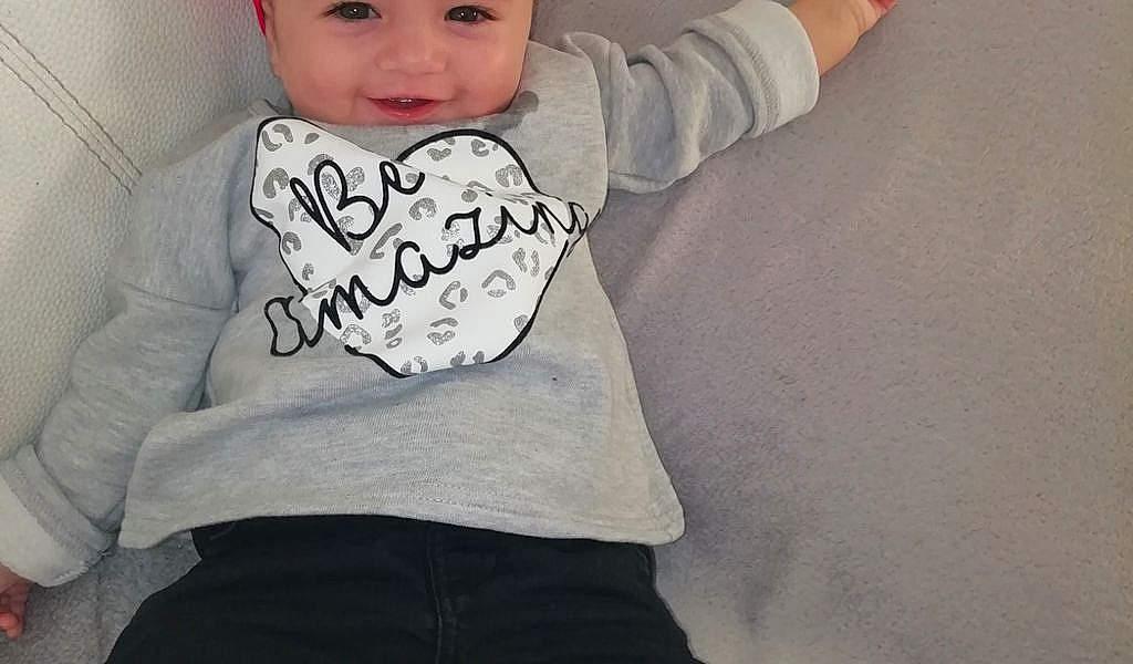 bebe 7 mois