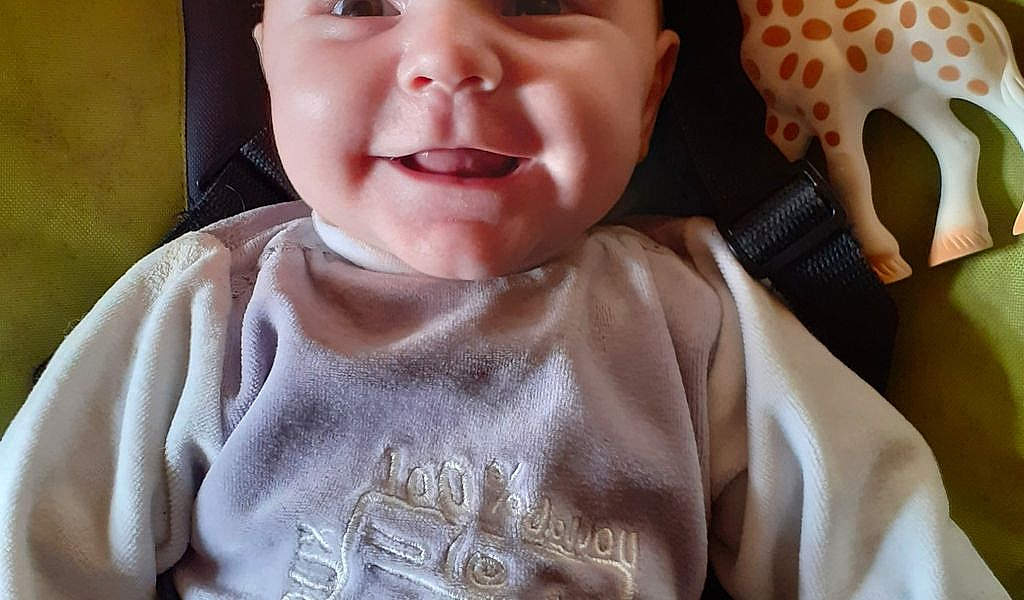 bebe 2 mois