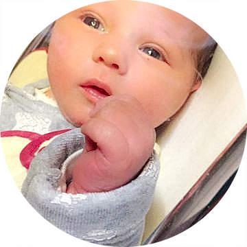 bebe 16 jours