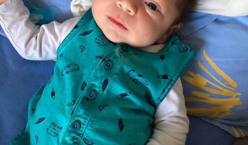bebe 1 mois